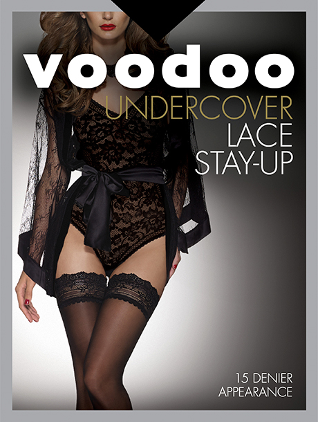 Voodoo Lace Stay-Up